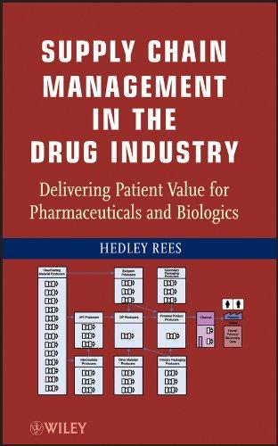 9780470555170: Pharma Supply Chain