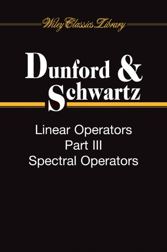 Linear Operators Set: General Theory Pt. 1 (Paperback): Nelson Dunford, Jacob T. Schwartz