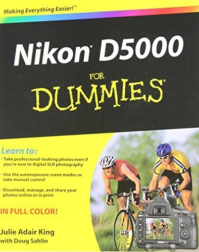 9780470555767: Nikon D5000 for Dummies: Epub Edition