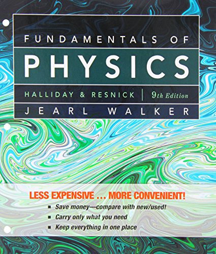 9780470556535: Fundamentals of Physics, 9th Edition