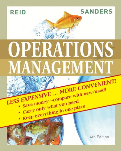 9780470556702: Operations Management
