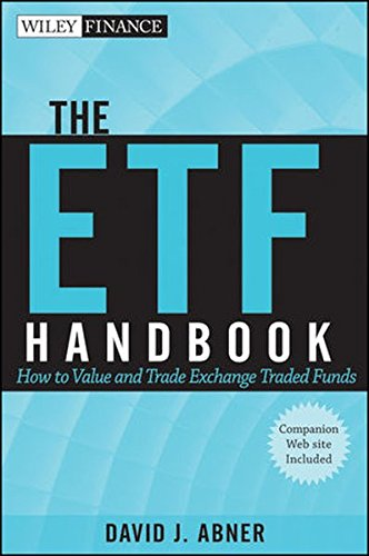 9780470556825: The ETF Handbook, + website: How to Value and Trade Exchange Traded Funds