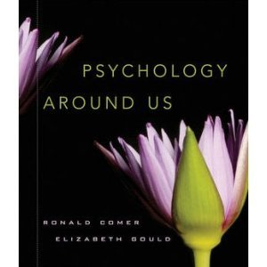 9780470557518: Psychology Around Us (Looseleaf)-W/Binder