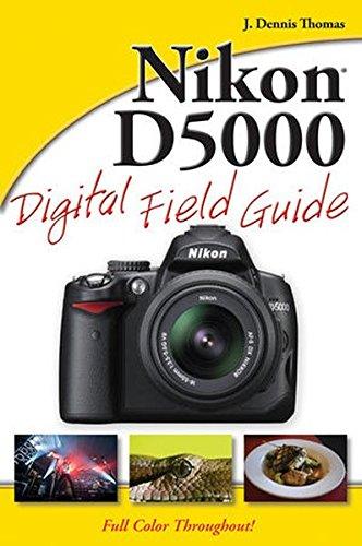 9780470559369: Nikon D5000 Digital Field Guide