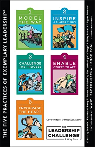 The Leadership Challenge Card, Side A: The: James M. Kouzes;