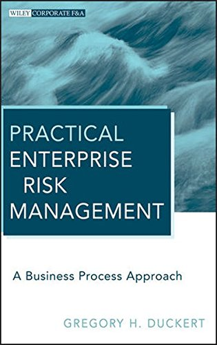 9780470559857: Practical Enterprise Risk Management: A Business Process Approach
