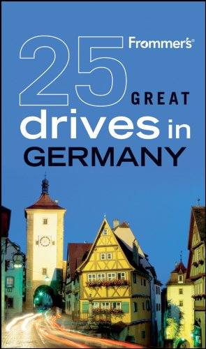 9780470560273: Frommer's 25 Great Drives in Germany