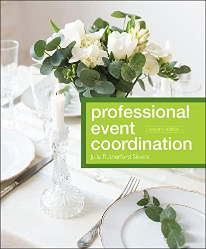 9780470560716: Professional Event Coordination
