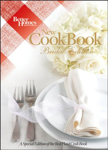 9780470560761: Better Homes and Gardens New Cook Book Bridal (Better Homes & Gardens Plaid)