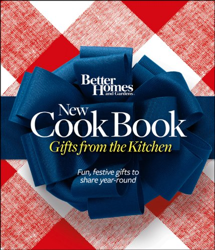 Better Homes and Gardens New Cook Book 15th Edition: Gifts from the Kitchen (Better Homes and Gardens Plaid) (9780470560808) by Better Homes and Gardens