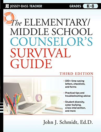 9780470560853: The Elementary / Middle School Counselor's Survival Guide, Third Edition