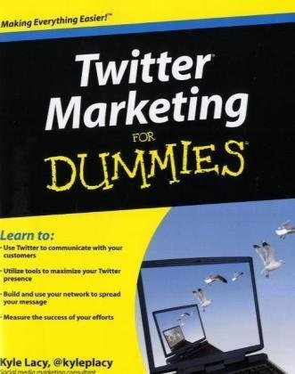 9780470561720: Twitter Marketing For Dummies