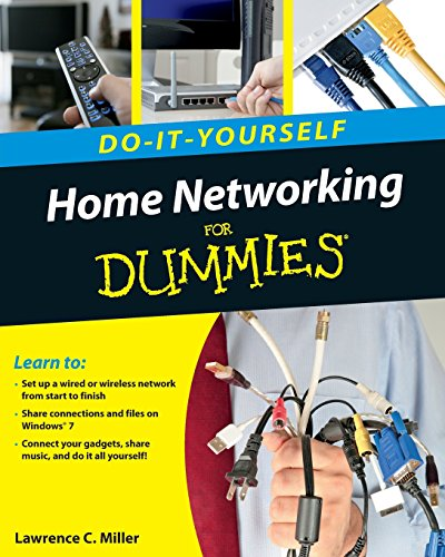 9780470561737: Home Networking Do-It-Yourself For Dummies
