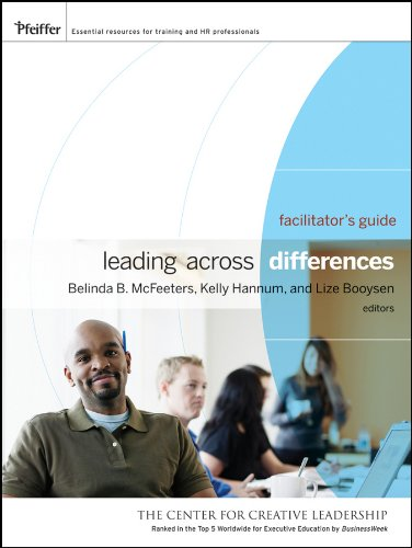 9780470563359: Leading Across Differences Facilitator's Guide Set
