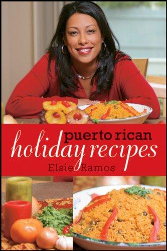 9780470563434: Puerto Rican Holiday Cookbook (CUSTOM)