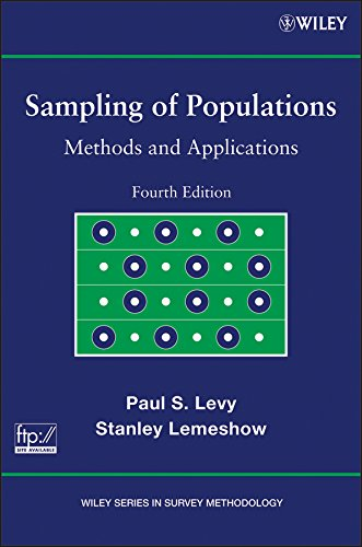 9780470563502: Sampling of Populations: Methods and Applications