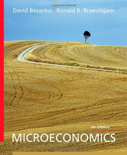 9780470563588: Microeconomics