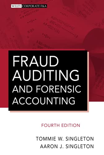 9780470564134: Fraud Auditing and Forensic Accounting, Fourth Edition (Wiley Corporate F&A)
