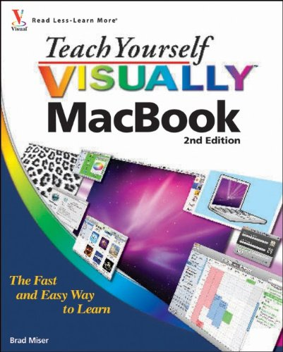 9780470565193: Teach Yourself VISUALLY MacBook (Teach Yourself VISUALLY Consumer)