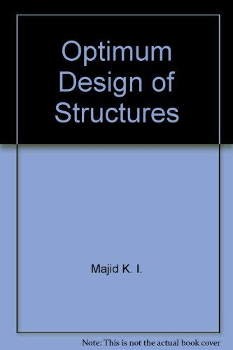 9780470565339: Optimum design of structures