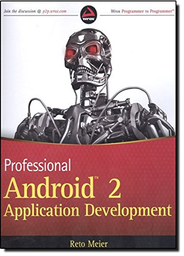 9780470565520: Professional Android Application Development (Wrox Programmer to Programmer)