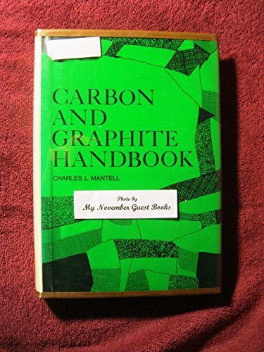 9780470567791: Carbon and Graphite Handbook