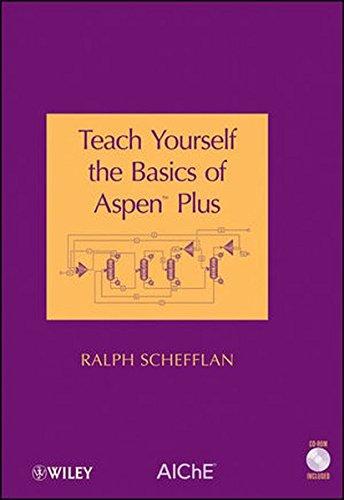 9780470567951: Teach Yourself the Basics of Aspen Plus