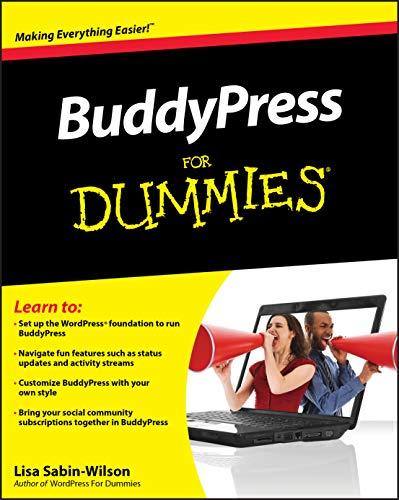 BuddyPress For Dummies: Lisa Sabin-Wilson