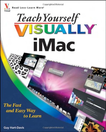 Teach Yourself VISUALLY iMac (0470568038) by Hart-Davis, Guy