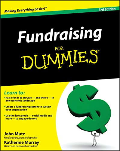9780470568408: Fundraising For Dummies