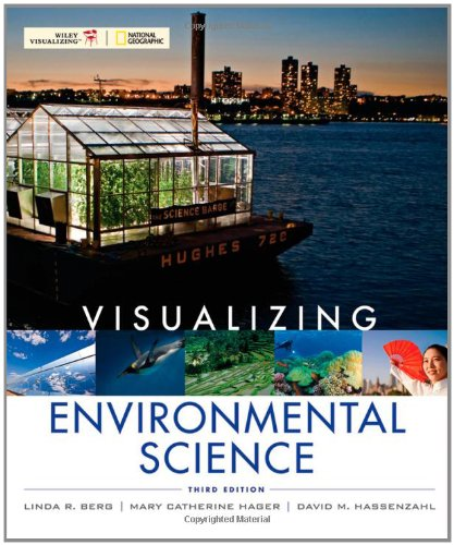 9780470569184: Visualizing Environmental Science (Visualizing Series)