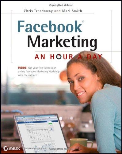 9780470569641: Facebook Marketing: An Hour a Day