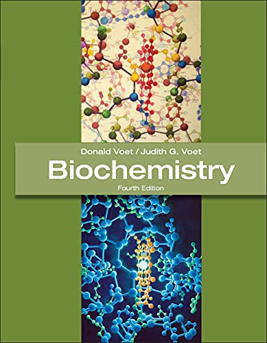 Biochemistry, 4th Edition: Voet, Donald, Voet,
