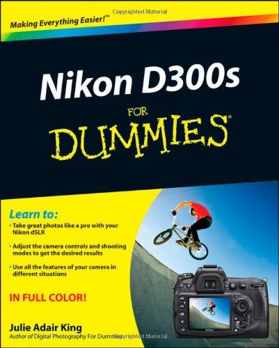 9780470571538: Nikon D300s For Dummies