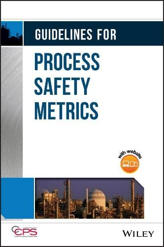 9780470572122: Guidelines for Process Safety Metrics