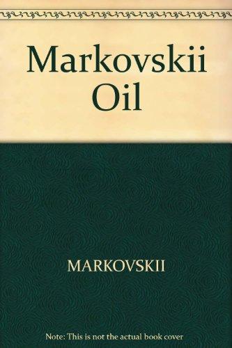 Paleogeographic Principles of Oil and Gas Prospecting;: Markovskii, N. I.,