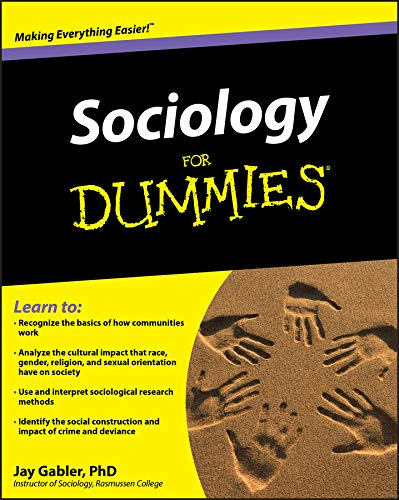 9780470572368: Sociology For Dummies (US Edition)