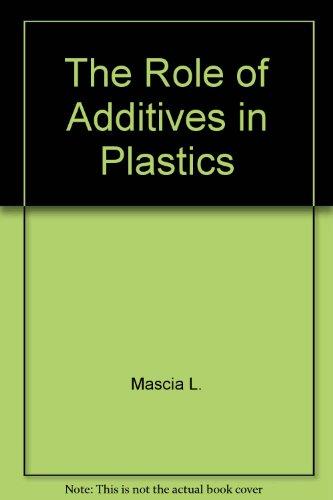 The role of additives in plastics: Mascia, L