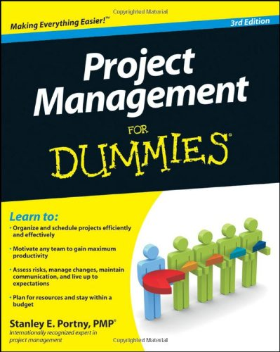 9780470574522: Project Management For Dummies