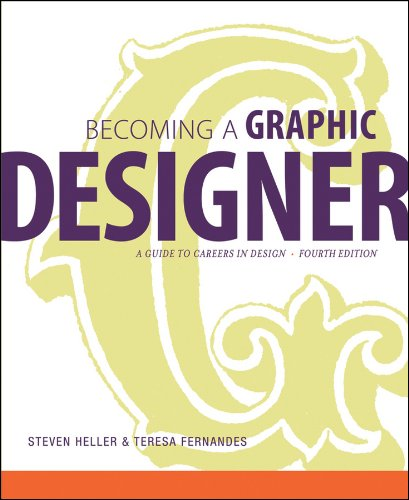 9780470575567: Becoming a Graphic Designer: A Guide to Careers in Design