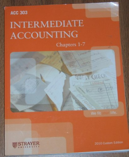 9780470575611: Intermed. Accounting ch. 1-7