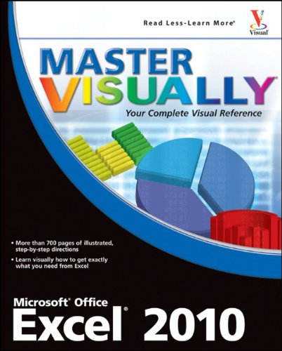 9780470577691: Master VISUALLY Excel 2010