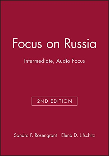 9780470577745: Focus on Russia 2nd Edition Intermediate