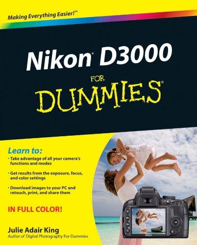 9780470578940: Nikon D3000 for Dummies