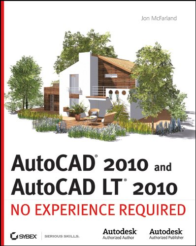 9780470579459: Autocad 2010 and Autocad Lt 2010: No Experience Required