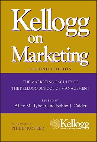 9780470580141: Kellogg on Marketing