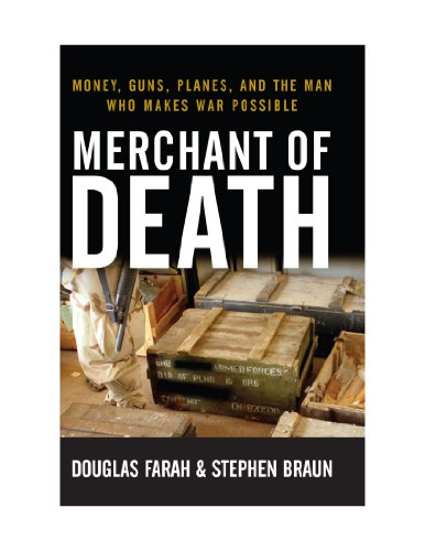 9780470580424: Merchant of Death: Money, Guns, Planes, and the Man Who Makes War Possible