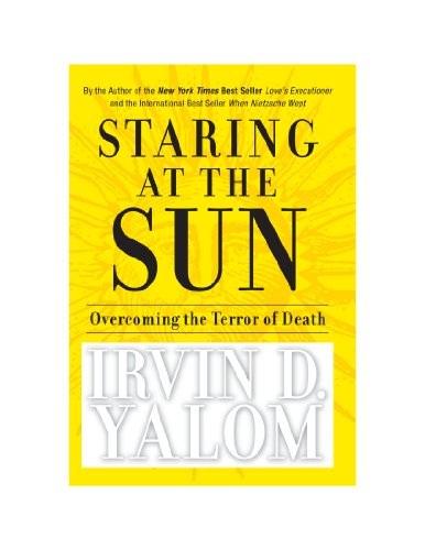 9780470580684: Staring at the Sun: Overcoming the Terror of Death