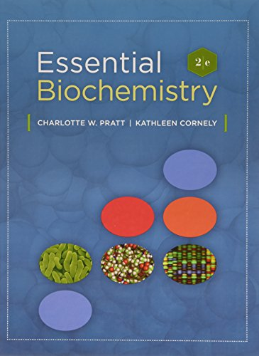 9780470580820: Essential Biochemistry (Wiley Plus Products)