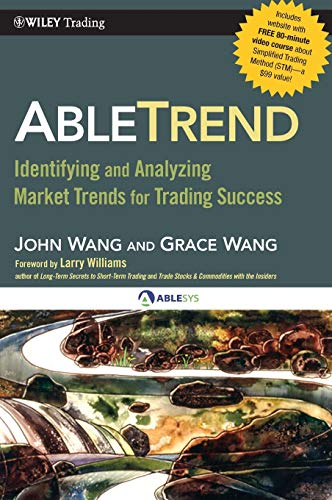 9780470581209: AbleTrend: Identifying and Analyzing Market Trends for Trading Success